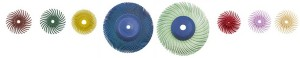 Bristle-discs-variety