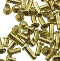 brass-rivets