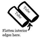 tubes-flatten