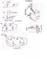 soldering-prongs